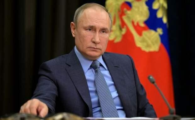 Путин провел переговоры с главой Узбекистана