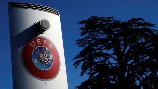 УЕФА рассматривает вариант переноса финала Лиги чемпионов в Великобританию