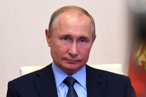 Путин сказал напутственные слова выпускникам школ