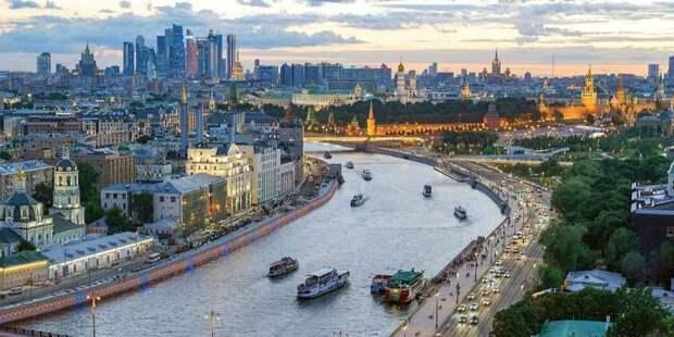 Международные эксперты повысили позицию Москвы в рейтинге инновационных городов Европы