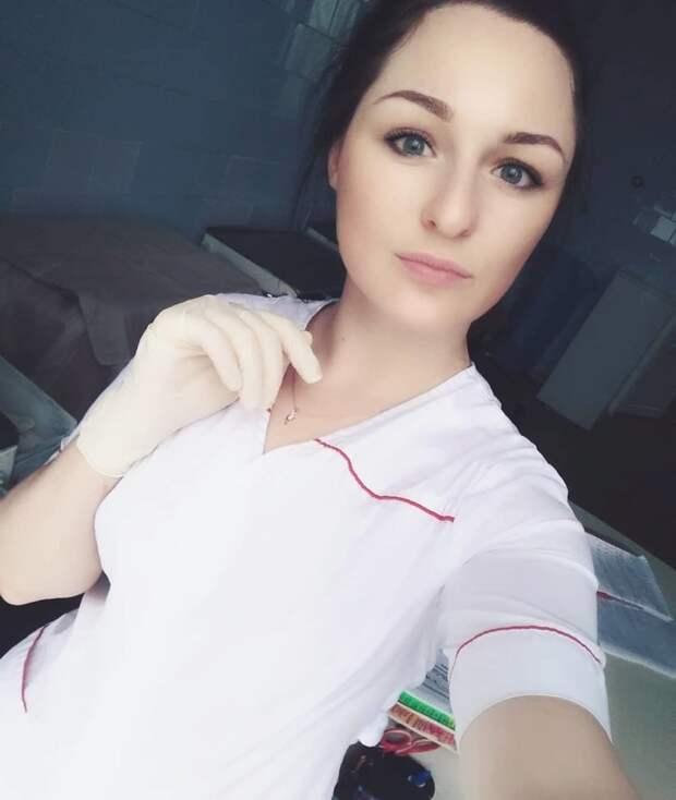 А это Лера в больнице, красавицы, красотки, медицина, медсестра, медсёстры, первая помощь