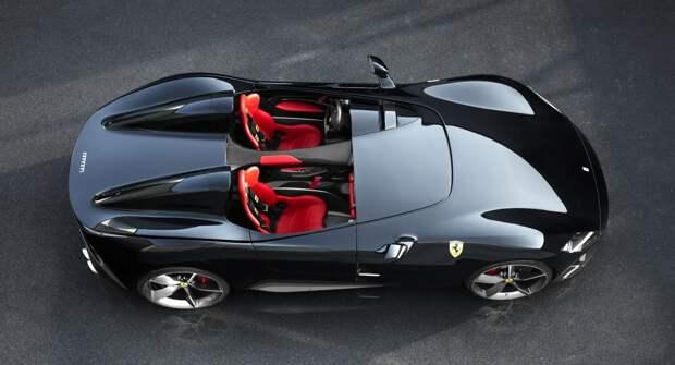 Криштиану Роналду купил эксклюзивный Ferrari как у Ибрагимовича