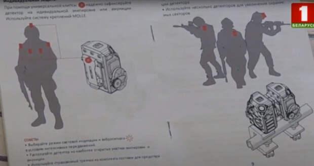Подробности задержания бойцов иностранной частной военной компании в Белоруссии (ВИДЕО, ФОТО)