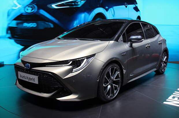 Геральд Киллманн, Toyota: Гибриды придут на смену дизелям