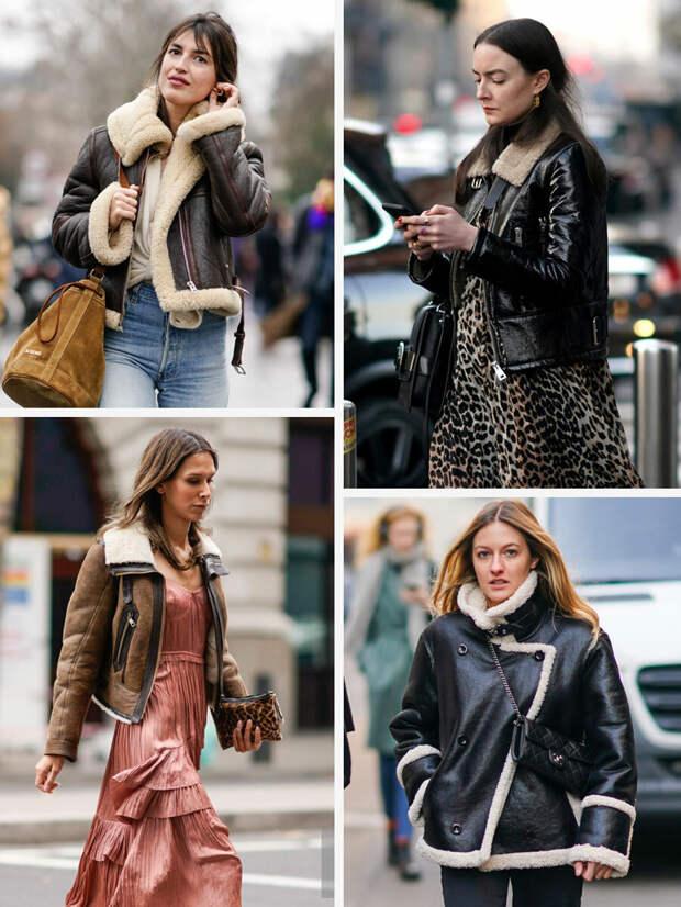 Модные женские дубленки 2021: тенденции и новинки