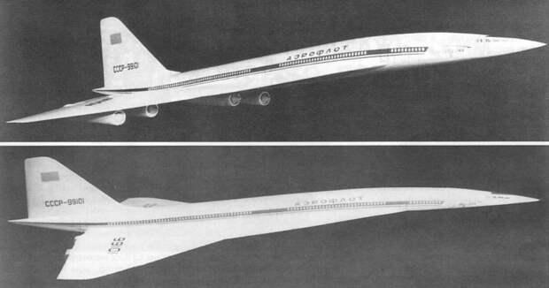 Сверхзвуковой ТУ-244 возвращается ту244, ту, самолет, россия, сверхзвук, фишка