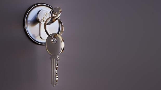 Ключ в замке / Фото: pixabay.com