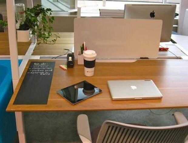 Идея для офиса и дома - доска для записей своими руками за 5 минут