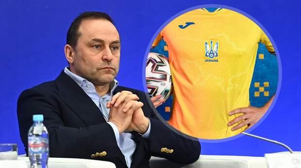 Свищев — о скандальной форме сборной Украины: «Это политический демарш и провокация, мина замедленного действия»