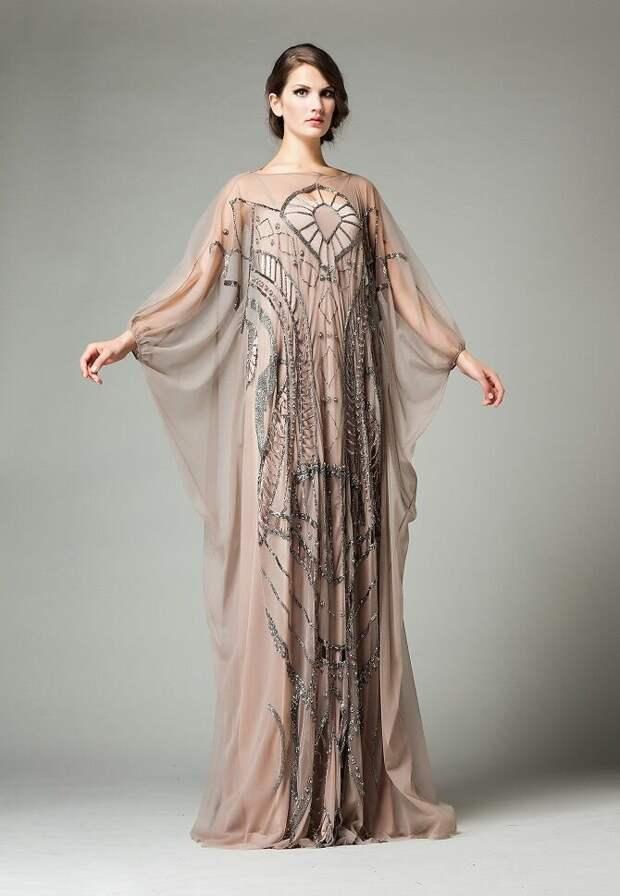 Модные платья летучая мышь: красиво и стильно