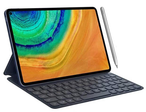 Huawei MediaPad M7 станет первым планшетом с «дырявым» дисплеем