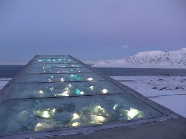 Свальбард: как устроен настоящий Ноев ковчег