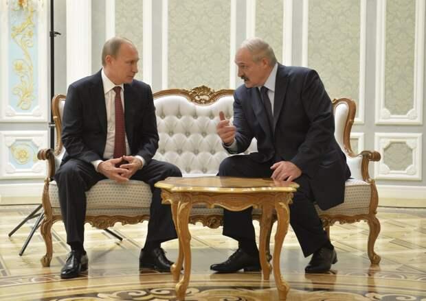 """Карбалевич выделил факторы, указывающие на """"конфликтные узлы"""" между Путиным и Лукашенко"""