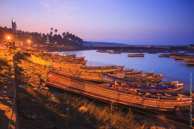 Из рассказов блогера: путешествие в Вижинджам
