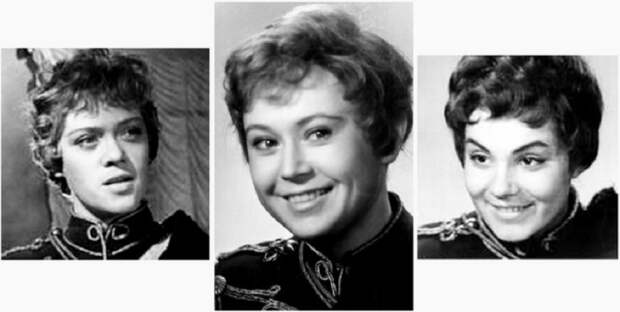 Еще три претендентки на главную женскую роль — Алиса Фрейндлих, Светлана Немоляева и Валентина Малявина.