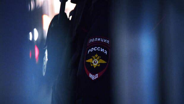 У школьника в Москве изъяли оружие после шутки о планах устроить стрельбу