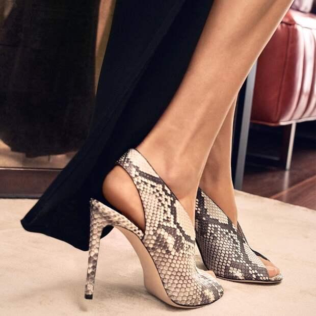 трендовые модели обуви 2019 фото 13
