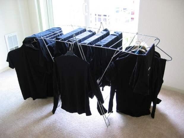 Как правильно стирать черную одежду, чтобы она выглядела как новенькая