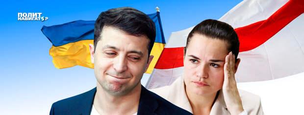 Украине необходимо на официальном уровне признать лидеров Беломайдана правительством Белоруссии в изгнании и принять...