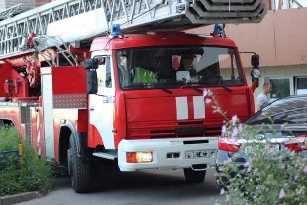 В ЮВАО за неделю произошло два пожара: сводка окружного МЧС