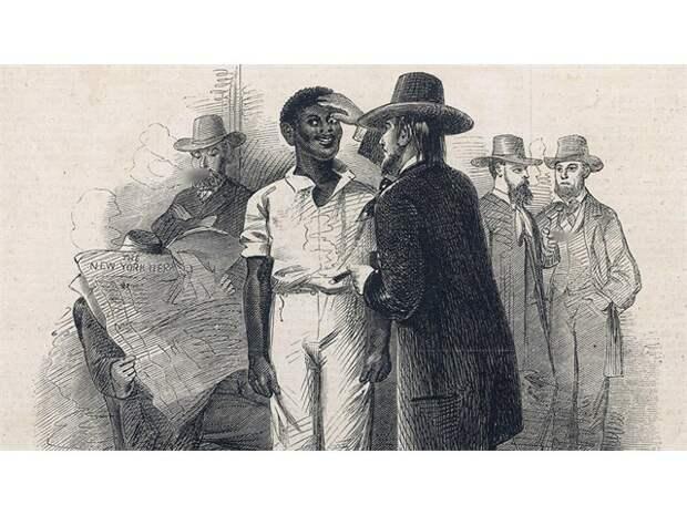 """""""Мировая борьба с расизмом"""" в руках рабовладельцев"""