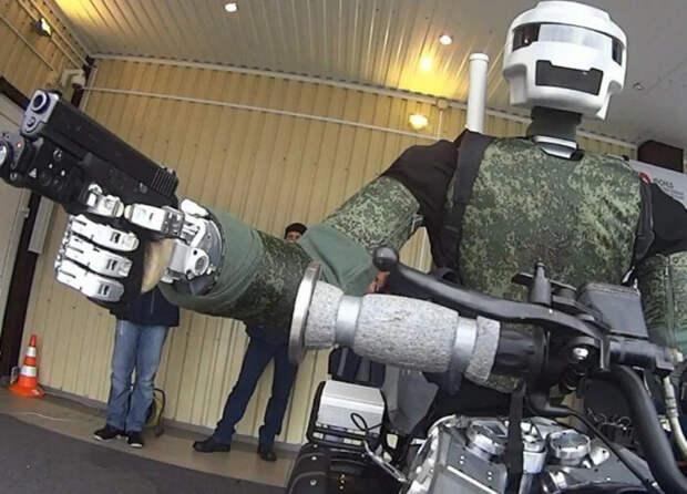 ВСША увидели рывок России вразвитии военного искусственного интеллекта