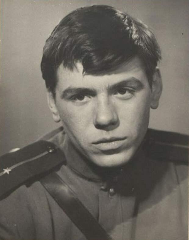 Неизвестная фотопроба Виктора Ильичёва
