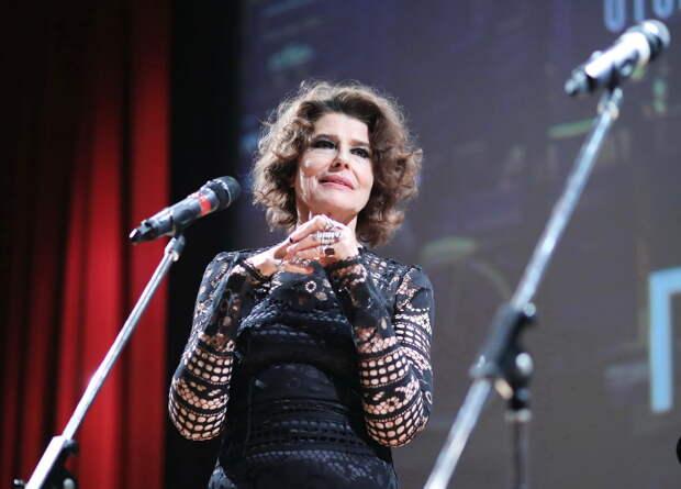 Кино в Третьяковке: Ирина Апексимова, Екатерина Гусева и Фанни Ардан