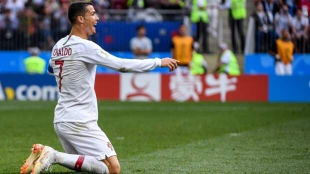 Роналду установил рекорд чемпионатов Европы по футболу в матче с Венгрией