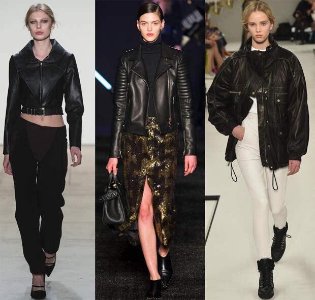 Мода осень-зима 2017-2018