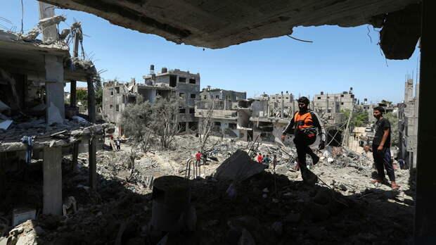 ХАМАС готов к возможной наземной операции Израиля в Газе