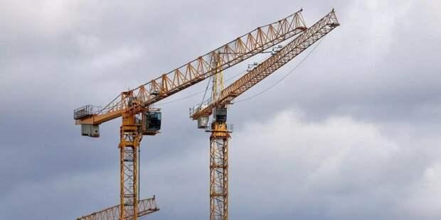 Собянин: В бывших промзонах Москвы создано около 500 тыс рабочих мест. Фото: mos.ru