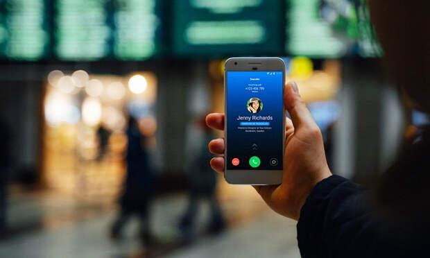 Google принесла на главную «звонилку» Android базовую функцию определения звонящего