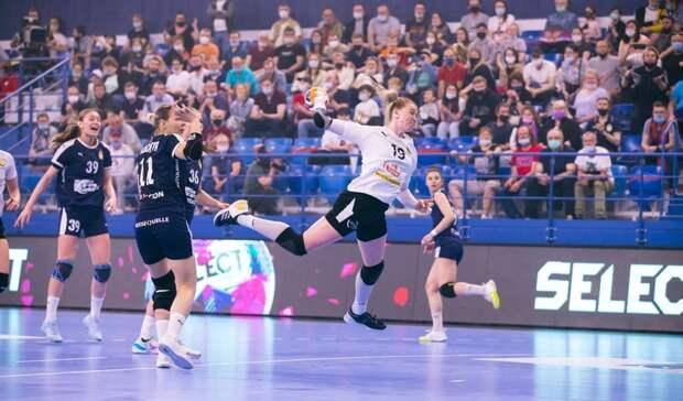 ГК«Ростов-Дон» проиграл впервом матче финала чемпионата России
