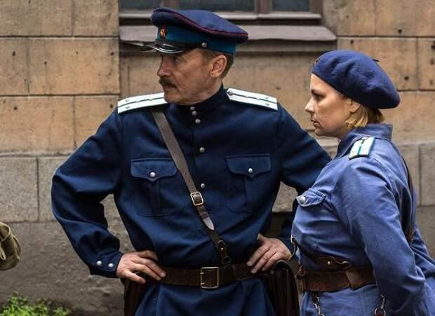 Закулисье сериала: военное кино в современных реалиях