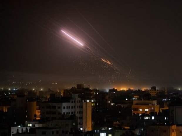 Стало известно, какие ракеты применяют палестинские группировки