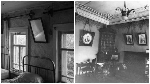 Почему в Советском Союзе картины и зеркала вешали под углом