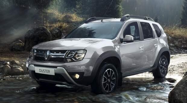 ТОП-10 SUV России: возвращение Нивы и «минус» Тигуана, Дастер замер перед сменой поколений