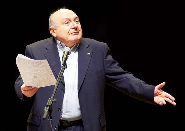 Жванецкий предлагает продать Курилы, чтобы у алкашей появились деньги на водку