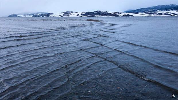 Квадратные волны: явление природы от которого нужно держаться подальше