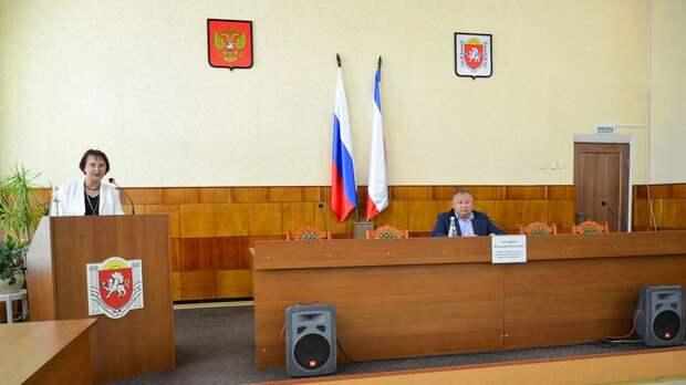 В Черноморском районе обсудили итоги минувшего курортного сезона