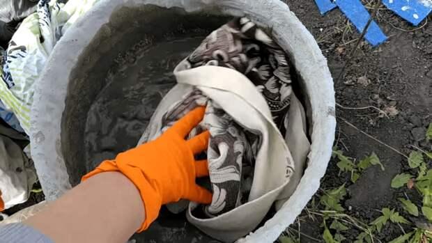Интересная идея: во что превратила находчивая дачница залежи мусора на участке
