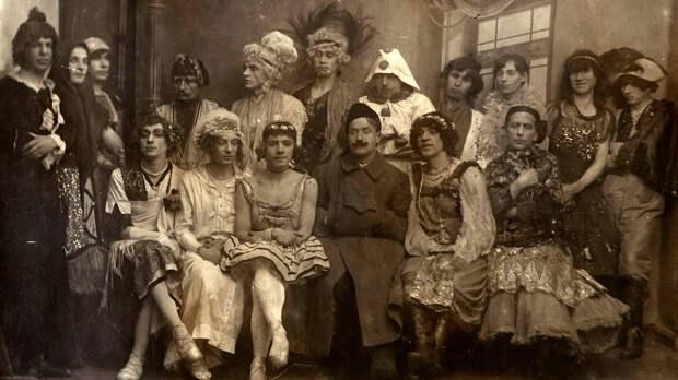 В СССР секса не было, а в комсомоле был