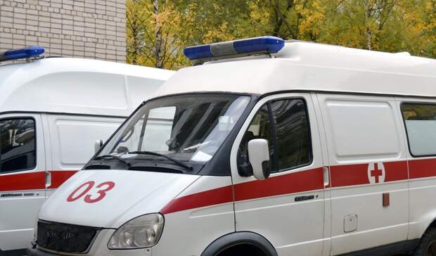 Мужчина умер навходе вбольницу вРостове-на-Дону