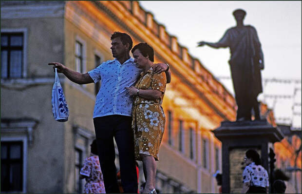 Одесса в 1982 году. Снимки британского фотожурналиста Иэна Берри