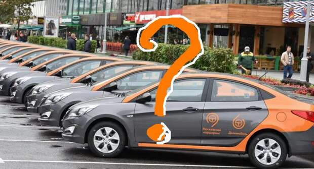 Автоэксперты подсчитали, что выгоднее: своё авто, такси или каршеринг