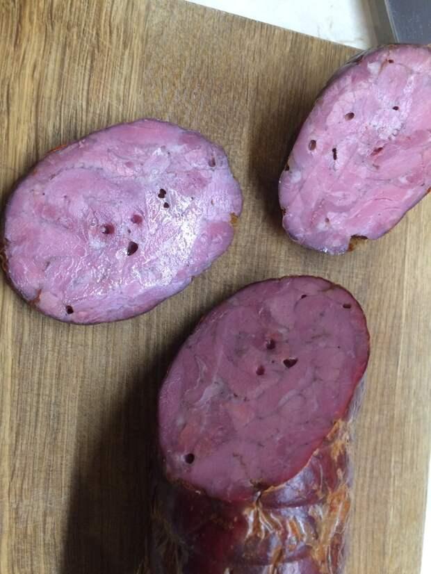 Ветчина говяжья. ветчина, домашняя колбаса, длиннопост, рецепт