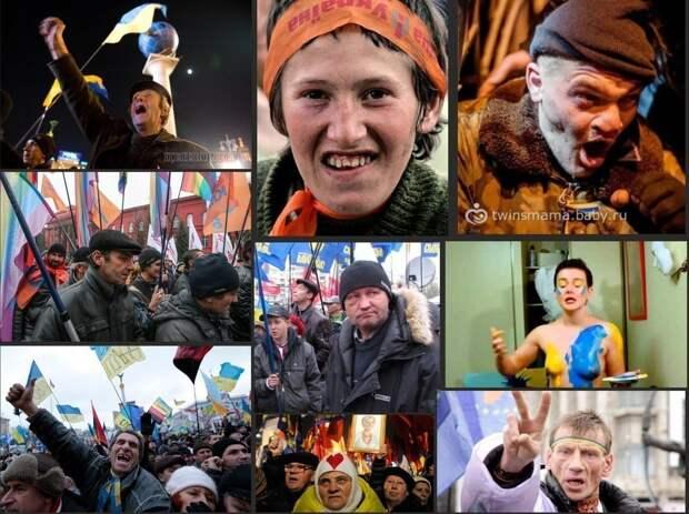 Владимир Маски: Вглядываясь в зеркало украинской революции
