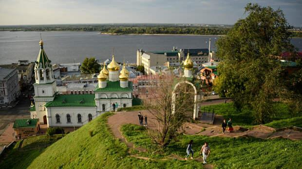 Сухогруз Александр Иванов спустили на воду в Нижегородской области
