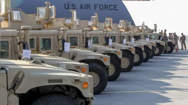 В США рассказали о поставках американского вооружения на Украину в апреле 2021 года